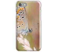 Lady Blue iPhone Case/Skin