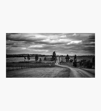 Rural Road ,Victoria   Photographic Print