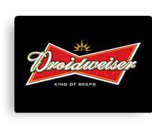 Droidweiser Canvas Print