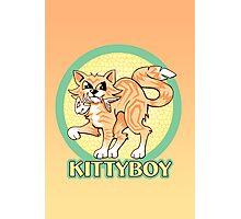 Kittyboy Photographic Print