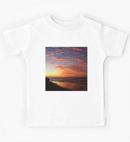 Southport Sunset Kids Tee