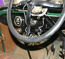 "1927 Ford ""T"" Interior by Chris Chalk"