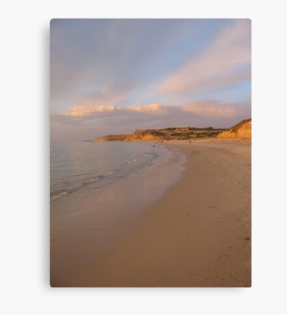 Clever Clouds..  Canvas Print