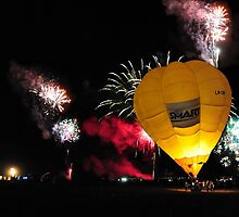 SMART Balloon by Mike  McGuire