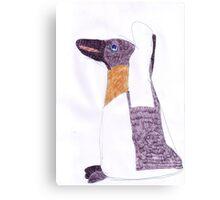 Karen's Penguin 2 Canvas Print