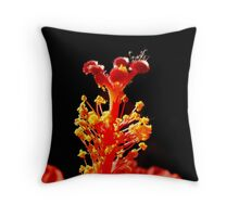 Tip of Sweetness Throw Pillow