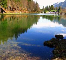 Lake Riessersee 06 by Daidalos