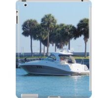 Sunday Afternoon on the Gulf iPad Case/Skin