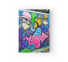 My crew by Cheo, Bristol 2009 Hardcover Journal
