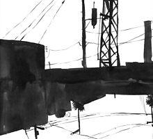 Railway IV by elphia