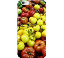 Heritage Tomatoes I iPhone Case/Skin