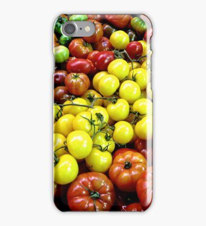 Heritage Tomatoes I iPhone Case/Skin