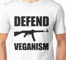DEFEND VEGANISM Unisex T-Shirt