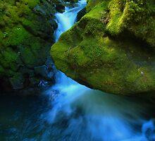 Fall Creek waterfall series by goddessteri211