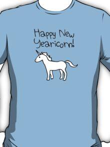 Happy New Yearicorn T-Shirt