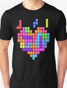 TETRIS LOVE Unisex T-Shirt