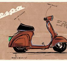Scoot_illustration by shocco