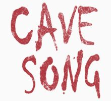 Cave Song T Shirts, Stickers and Other Gifts Kids Clothes