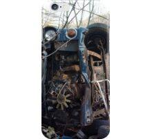 Scrapped iPhone Case/Skin