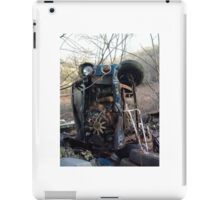Scrapped iPad Case/Skin