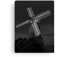 Ready to turn Canvas Print