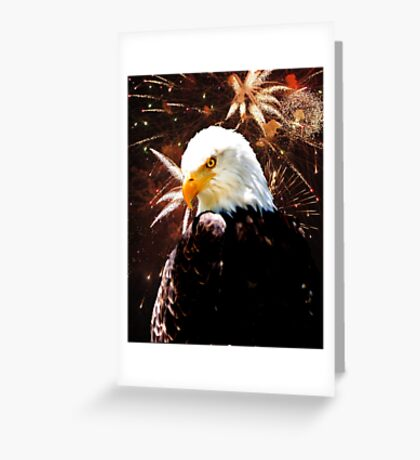 Independance Day Greeting Card