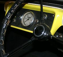 1964 Zeta Sports Car (Interior) by Chris Chalk