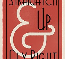 Lindy Lyrics - Straighten Up and Fly Right by chayground