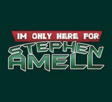I'm only here for Stephen Amell by necessarymerch