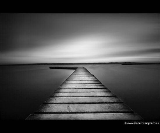 West Kirby II Mono by Ian Parry