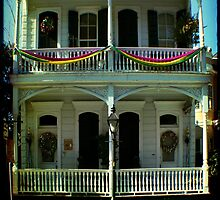 New Orleans I by Mark Moskvitch