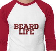 BEARD LIFE Men's Baseball ¾ T-Shirt