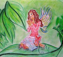 Fairy 2  by Susan van Zyl