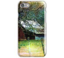 Barn Charm iPhone Case/Skin