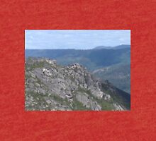 Mid Tasmanian Mountain Tri-blend T-Shirt