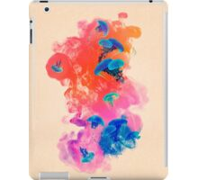 Psychedelic Ink Jellyfish Dream Watercolor iPad Case/Skin