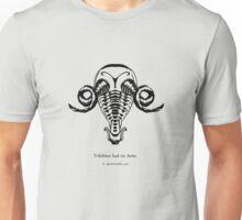 Trilobites had no Aries Unisex T-Shirt