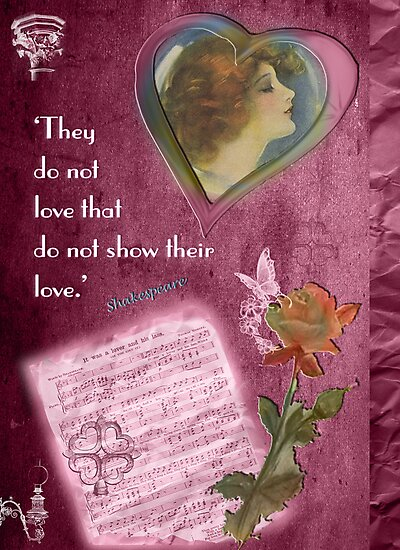 They Do Not Love... by Sarah Vernon