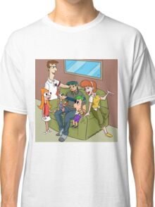 The Flynn Fletcher Family  Classic T-Shirt