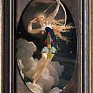 RocketMaid (Framed) by Margaret Orr