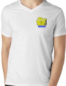 Emotions Mens V-Neck T-Shirt