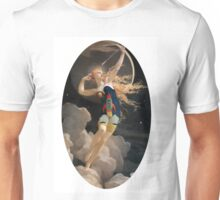 RocketMaid (Unframed) Unisex T-Shirt