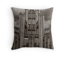 Classic Deco Throw Pillow