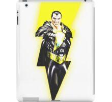 Black Adam iPad Case/Skin