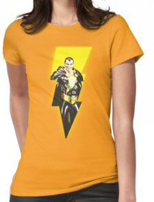 Black Adam Womens Fitted T-Shirt
