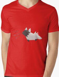 Poochyena Mens V-Neck T-Shirt