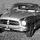 B&W BORGWARD. by Helen Akerstrom Photography