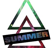 Summer and Triangles by SoStyle