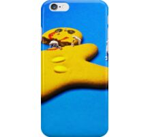 Who killed Ginger? iPhone Case/Skin