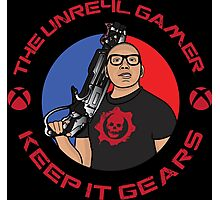 The UNRE4L Gamer Photographic Print